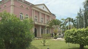 Palácio do Povo em São Tomé e Príncipe