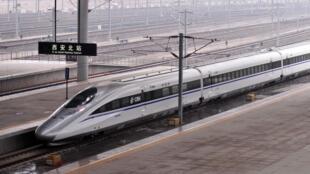 Chine_TGV