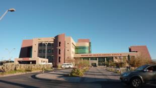 Hospital de Codelco en Chuquicamata.