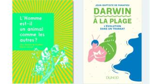 «L'homme est-il un animal comme les autres», éditions La ville brûle ; «Darwin à la plage», éditions Dunod.