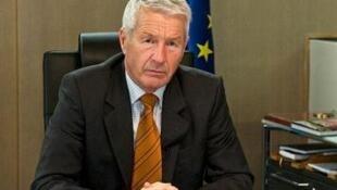 M. Thorbjørn Jagland, président du comité du prix Nobel et secrétaire général du Conseil de l'Europe.