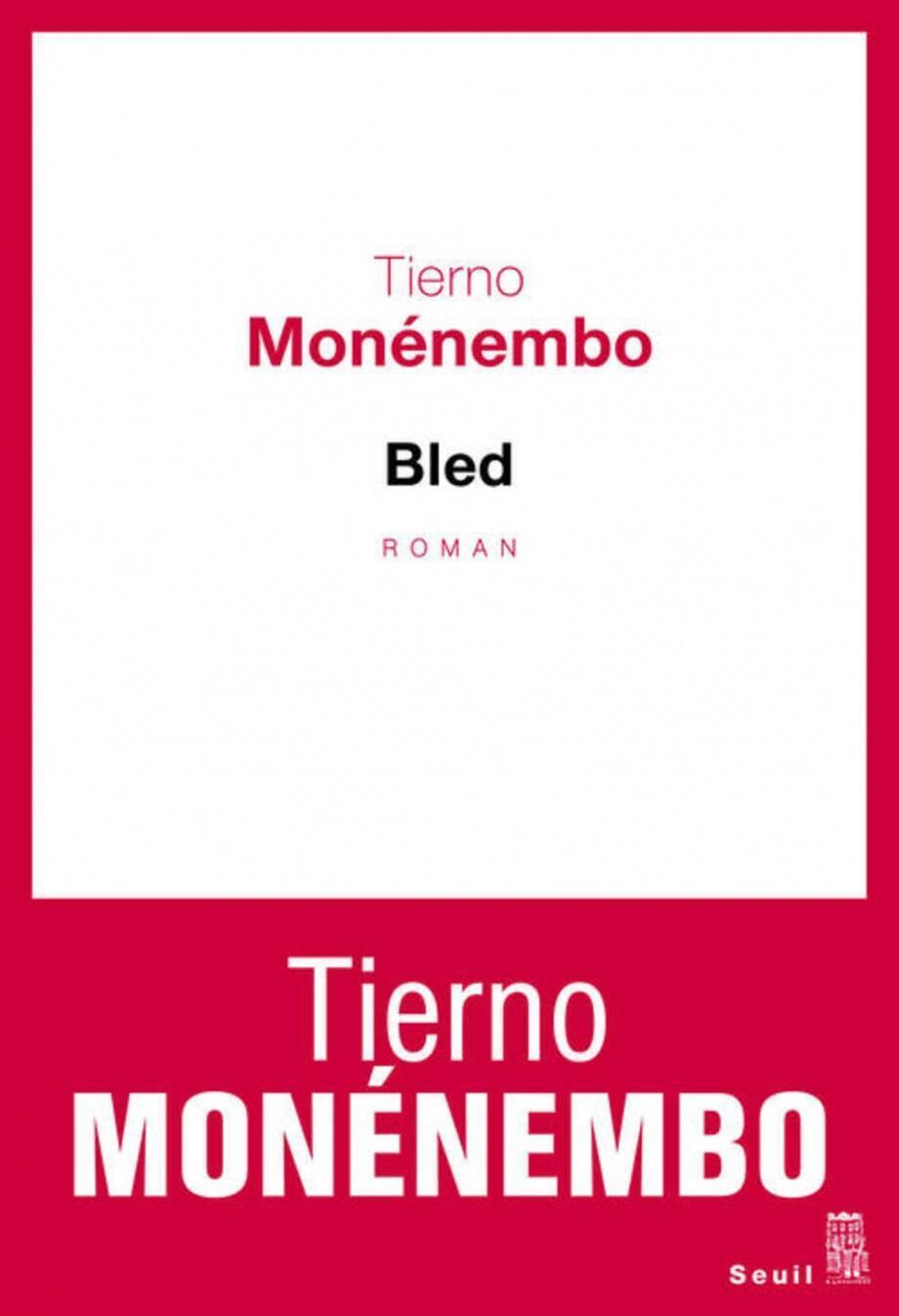 """Couverture du roman """"Bled"""""""