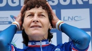 Longo is one of France's most popular sport's personalities