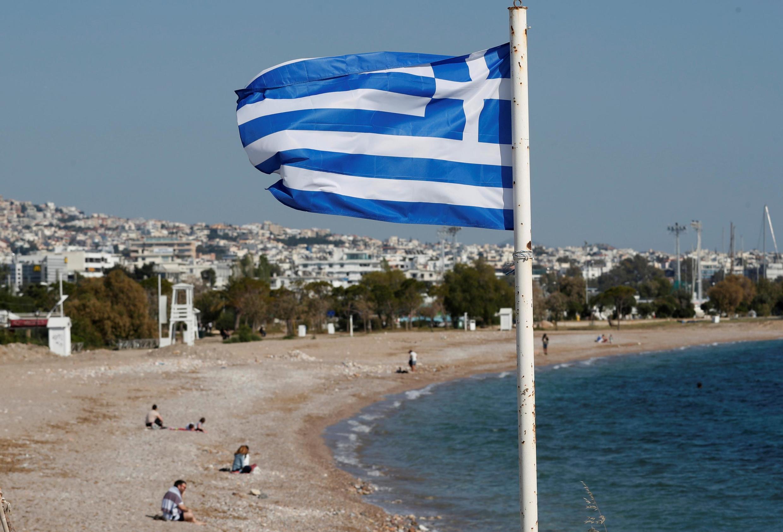 À Athènes, en Grèce, le 28 avril 2020 (image d'illustration).