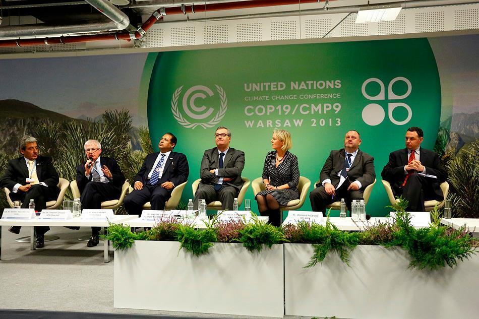 A conferência de Varsóvia sobre o clima terminará nesta sexta-feira