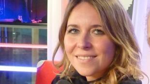 La cantaora Rocío Márquez en RFI