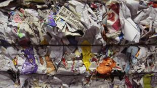 Chaque année, la France produit près de 800 millions de tonnes de déchets.