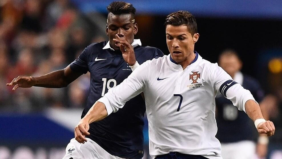 França ou Portugal: duelo no mais alto expoente do futebol europeu