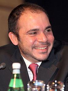 Yarima  Ali Bin Al-Hussein Mataimakin shugaban FIFA a yankin Asia