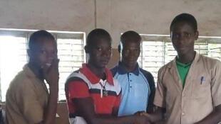 Le Club RFI Ouaké.