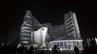 Штаб-квартира Польского телевидения (TVP) в Варшаве