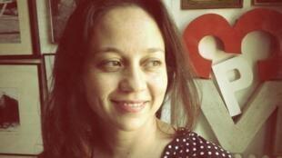 Paola Martinez Infante.