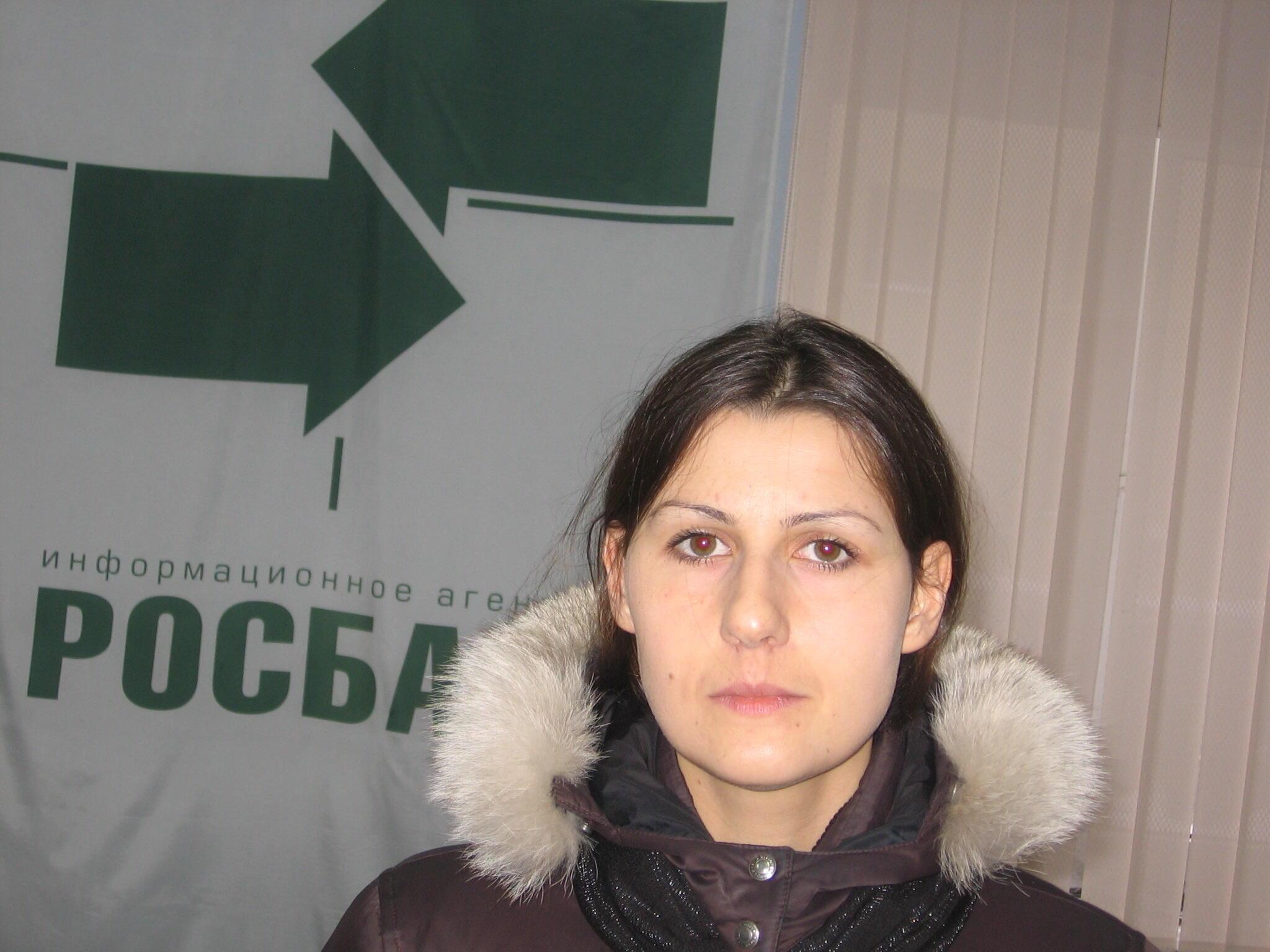Екатерина Сокирянская.