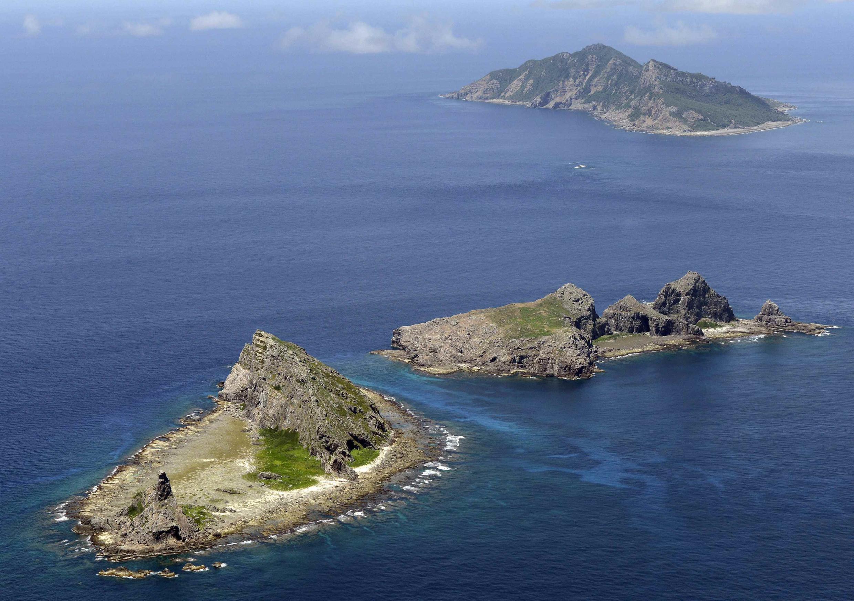 Các đảo tranh châp Senkaku/Điếu ngư..