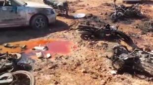 Atentado suicida deixa 42 mortos em cidade síria retomada do EI