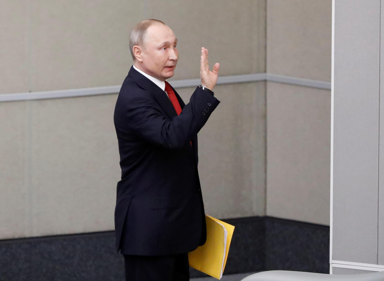 Владимир Путин согласился на обнуление своих президентских сроков