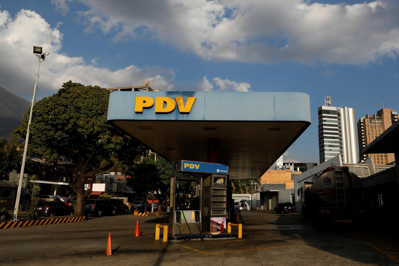 Lundi 28 janvier, Washington a resserré la vis sur le pétrole vénézuélien en sanctionnant la compagnie pétrolière nationale PDVSA et sa filiale sur le territoire américain Citgo.