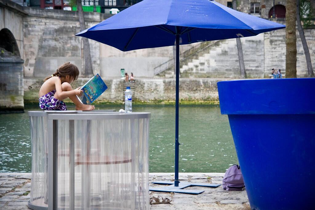 Atrações de verão em Paris
