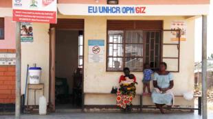En Ouganda, à Nakivale, un centre de réception pour les réfugiés.