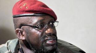 Le sergent-chef Ibrahim Coulibaly, chef du «commando invisible» a été tué le 27 avril 2011.