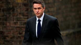 Bộ trưởng Quốc Phòng Anh Gavin Williamson vừa bị cách chức. Ảnh chụp ngày 02/04/2019.