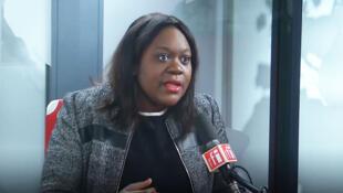 Laetitia Avia, députée de Paris, porte-parole LREM.