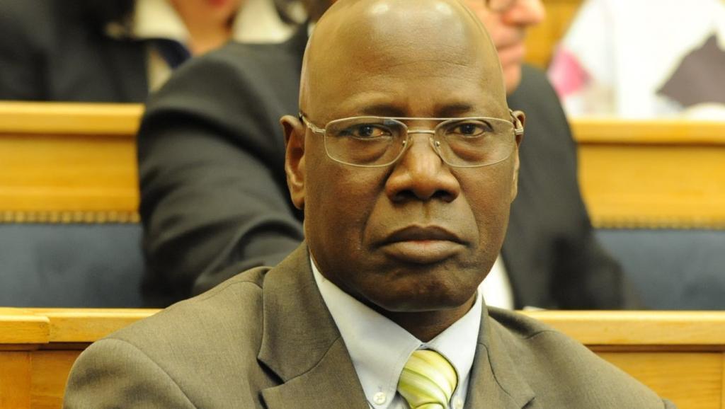 Hamedy Diarra, président du Haut conseil des Maliens de France.