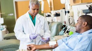 illustration don de sang donneur blood hôpital perfusion