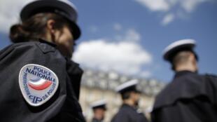 Французская полиция, 9 апреля 2014 года
