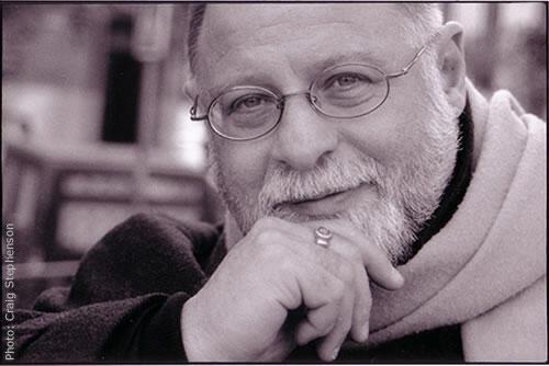 El escritor y ensayista Alberto Manguel, ex director de la Biblioteca Nacional de Argentina.