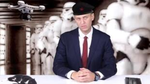 Алексей Навальный ответил на вызов Виктора Золотова