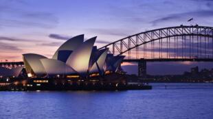 澳大利亞一景色