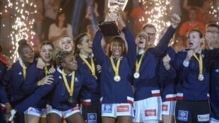 A França sagrou-se Campeã do Mundo de Andebol Feminino.