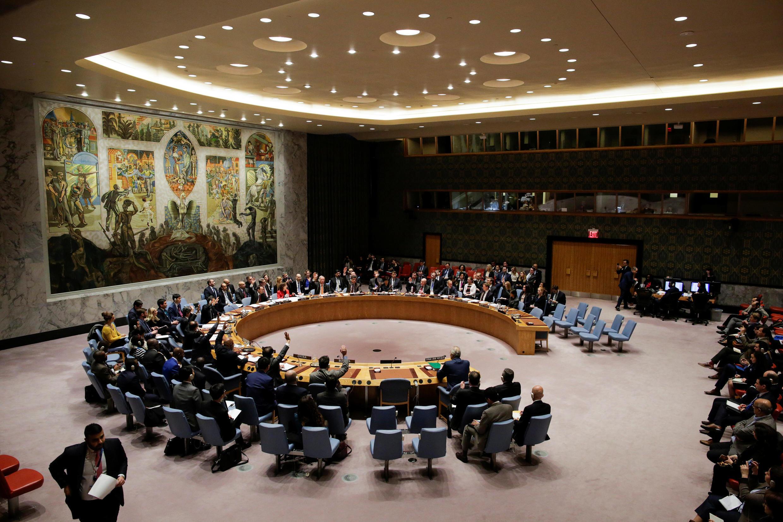 Conselho de Segurança da ONu votou neste sábado (24) o cessar-fogo imediato na Síria.