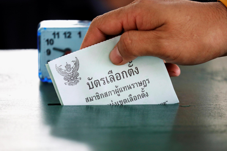 Hơn 50 triệu cử tri Thái được mời gọi bỏ phiếu bầu Quốc Hội mới, ngày 24/03/2019.