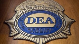 La DEA ( Drug Enforcement Administration) opère dans la lutte contre le trafic de drogues (Image d'illustration).