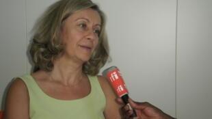 Hélène Conway-Mouret, ancienne ministre déléguée chargée des Français de l'étranger.