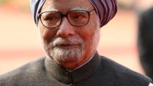 Premiê Manmohan Singh vai deixar o poder em 2014.