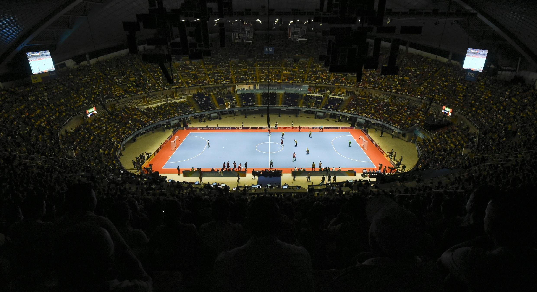 Futsal. Imagem de Arquivo.