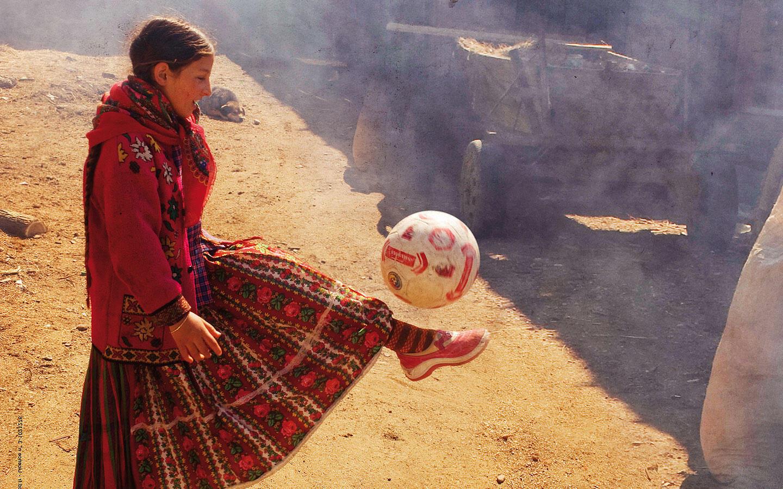 A educação das crianças ciganas é uma das principais preocupações na Europa
