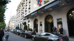 Hotels like the George V are experiencing a boom ... and raising prices