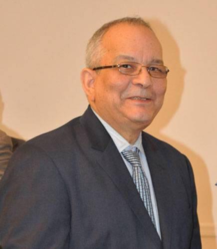 Ahmad Allam-Mi, secrétaire général de la CEAC, la Communauté économique d'Afrique centrale,.