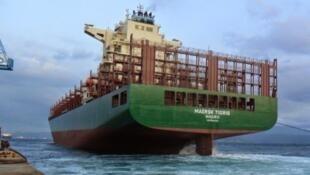 کشتی مرسک تیگریس