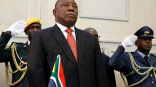 Rais wa Afrika Kusini, Cyril Ramaphosa, serikali yake imekosoa vikali umoja wa mataifa
