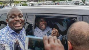 Gbagbo cote d'ivoire abidjan
