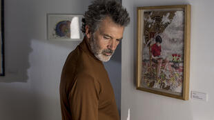 "El actor Antonio Banderas en ""Dolor y gloria""."