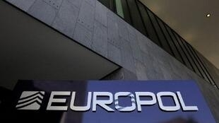 Europol headquarters in the Netherlands. The European police warn of an online racket selling fake Covid-negative certificates at airports