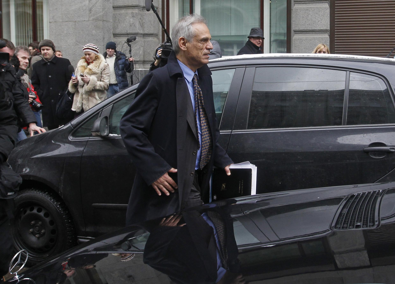 Le ministre chypriote des Finances est à Moscou ce mercredi pour obtenir un nouveau prête des autorités russes.