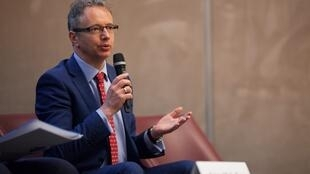 Глава миссии ОБСЕ вМолдове Клаус Нойкирх на конференции «Приднестровские диалоги»