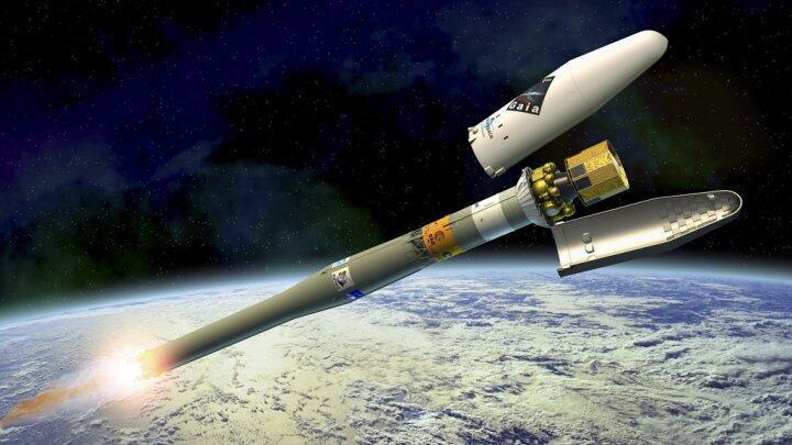 Um foguete Soyuz foi lançado nesta quinta-feira(19) da Guiana francesa levando a bordo o telescópio europeu Gaia, o 'cartógrafo da galáxia'.